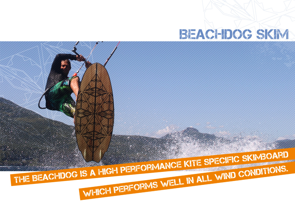 Beachdog Skim Board